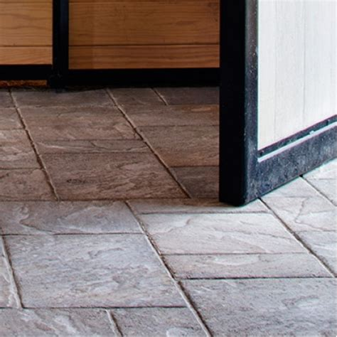Lafitt Patio Slab by Belgard Pavers Lafitt Rustic Slab Patio Supply