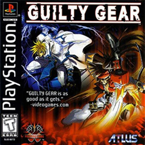 guilty gear 1998 ps1 tfg review