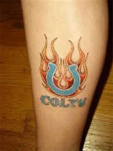 indianapolis colts tattoo designs 30 best indianapolis colts tattoos images on