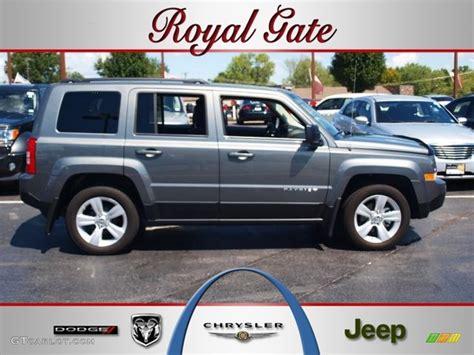 dark gray jeep patriot 2011 dark charcoal pearl jeep patriot latitude 69658389