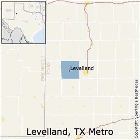 levelland texas map best places to live in levelland metro area texas