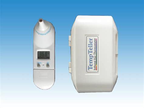 Infrared Ear Thermometer infrared ear thermometer ct 30dx tempteller china