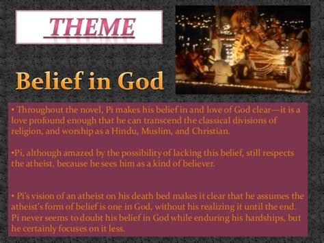 major themes god of small things study on life of pie