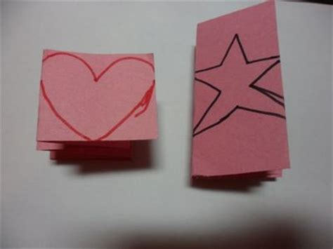 How To Make A Chain Of Hearts Out Of Paper - paper chain and my kid craft