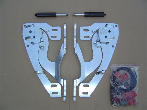Universal Lamborghini Door Hinges 75 Degree Universal W Bolt Pattern Lambo Door Kit