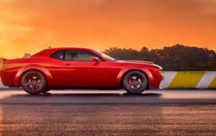 2018 dodge challenger st unveiled at ny auto show