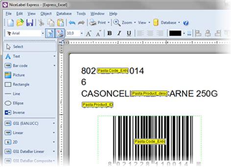 design nice label affordable barcode label printing software nicelabel