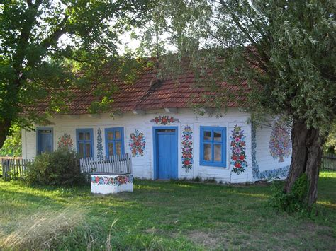 Cottage A File Zalipie Painted Cottage 04 Jpg Wikimedia Commons