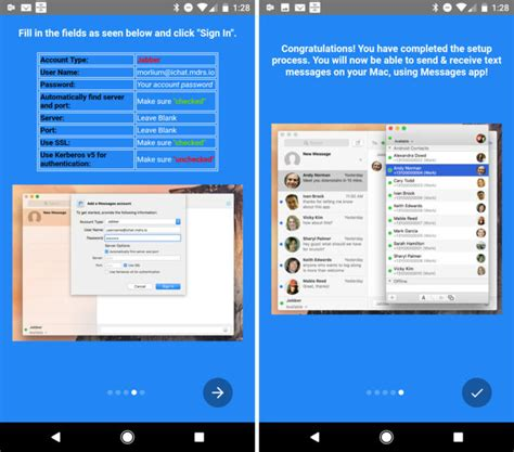 ichat for android android sms for ichat review unlock messages on your mac with your android phone itworld