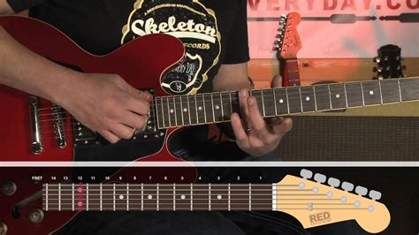 tutorial guitar rolling stones how to play jumpin jack flash chorus rolling stones