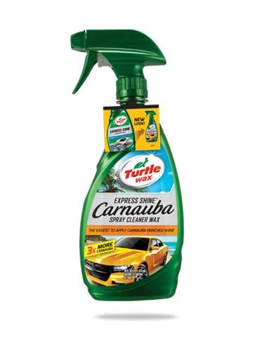 Turtle Wax Spray Wax car wax turtle wax