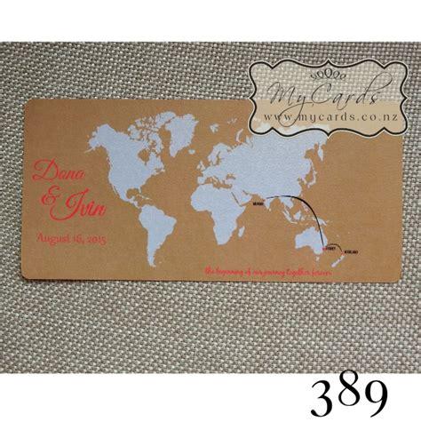 wedding invitations auckland city boarding pass wedding invitations auckland nz map 389