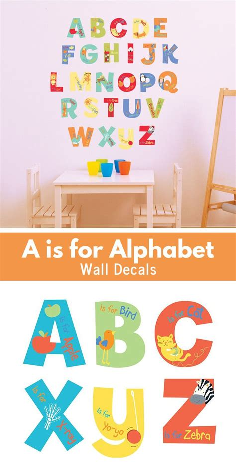 alphabet wall decals for rooms 17 best ideas about alphabet wall decals on dinosaur bedroom boys dinosaur room and
