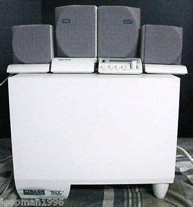 altec lansing multimedia computer speaker system acs acs work tested  popscreen