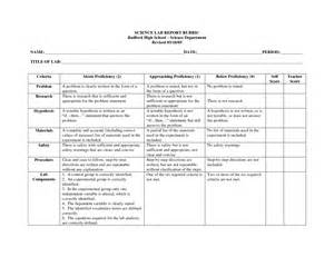science lab report template middle school are the vehicle in high school science sure what to write