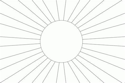 sun rays coloring page japanese flag coloring page coloring home