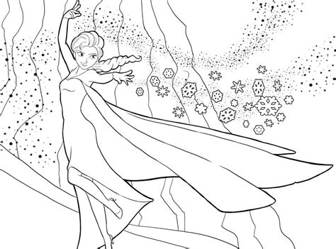 frozen coloring pages momjunction frozen strength coloring page cartoon coloring pages of
