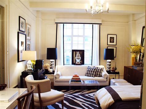 how to decorate a small apartment living room small and smaller extreme living hgtv