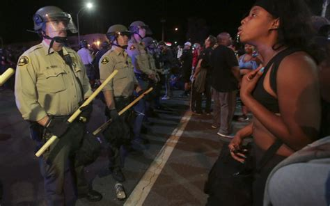 protests continue in el cajon after deadly officer protests in us after police killed another unarmed black