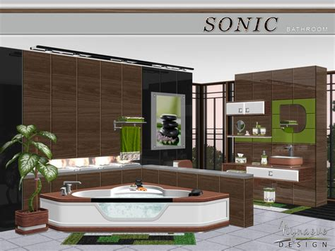 sims 3 schlafzimmer nynaevedesign s sonic bathroom