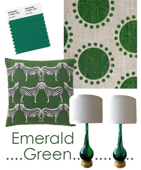 color your home emerald green the decollage willow house with lynn december 2012