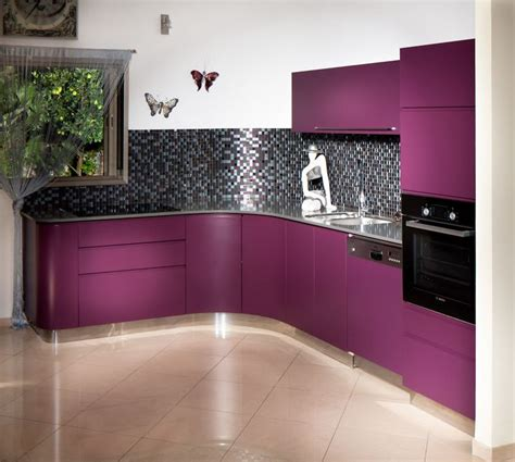 15 eye catching purple kitchen decoration ideas for 2018