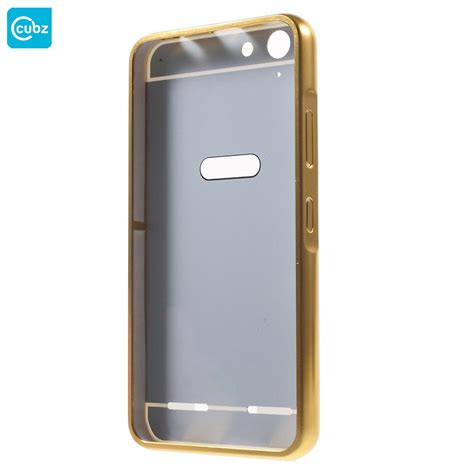 Hp Lenovo Vibe K5 Plus carcasa ultraslim lenovo vibe k5 plus vibe k5 brushed aluminium mirror gold