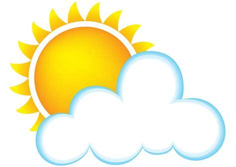 clipart cloud best sun and clouds clipart 19962 clipartion