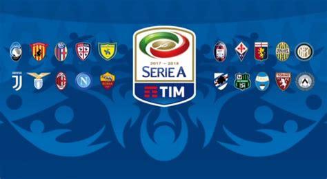 Calendario Serie A 2017 18 Serie A 2017 18 Il Calendario Completo Bonucci Affronta