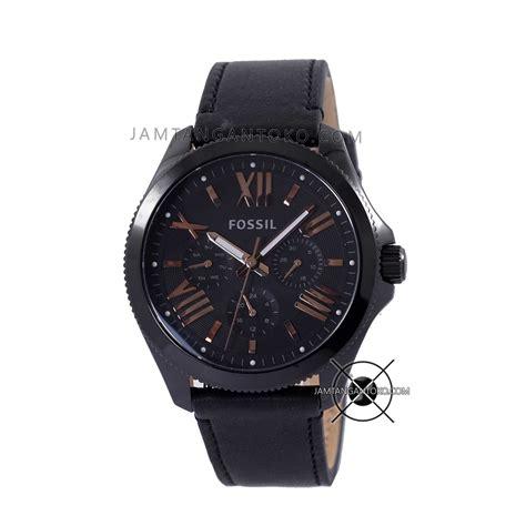 Gambar Dan Harga Jam Tangan Merk Fossil harga sarap jam tangan fossil cecile am4523 leather black