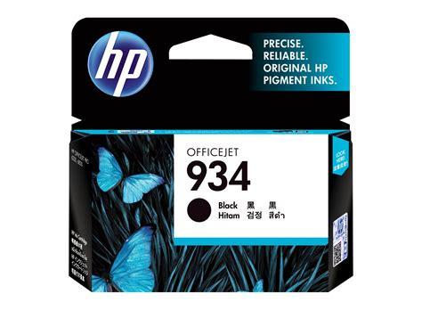 Cartridge Hp 934 Black Original Ink Cartridge C2p19aa Hp 934 Black Original Ink Cartridge Hp Store Malaysia