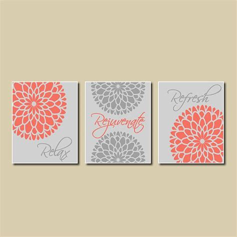 grey and coral bathroom decor best 25 coral bathroom decor ideas on pinterest coral bathroom restroom colors and