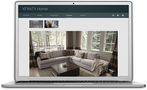 xfinity home security recording