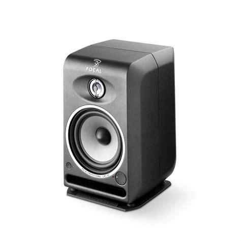 Speaker Monitor focal cms 50 powered monitor speaker single studio monitor speakers from inta audio uk