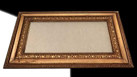 3 In 1 Frame Gancet Rak Model Frame Rak Hollow Rak Warna Warni painting frame 3d model