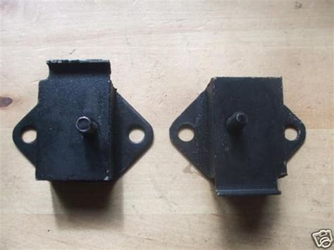 gearbox mounts  mg  mgc