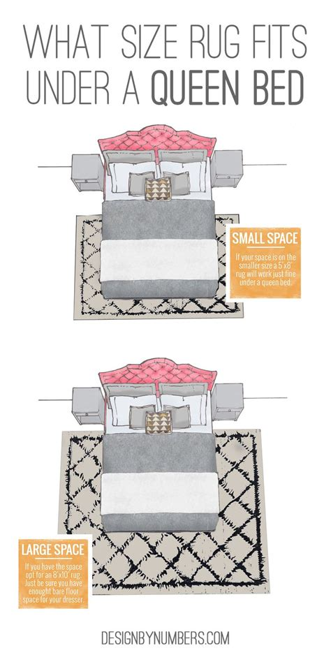 rug king bed how to choose the right type of area rug or carpet