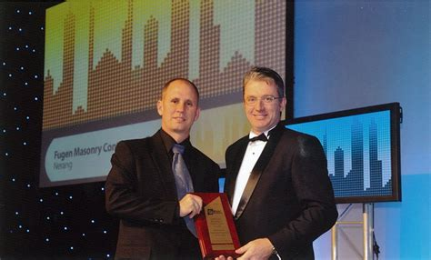 Mba Queensland Awards by Queensland Projects Fugen Masonry Contractors