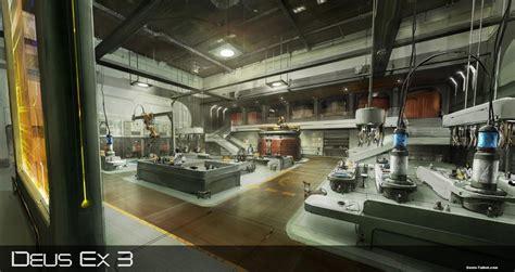 Revolution Home Design Inc Deus Ex 3 Concept Rock Paper Shotgun