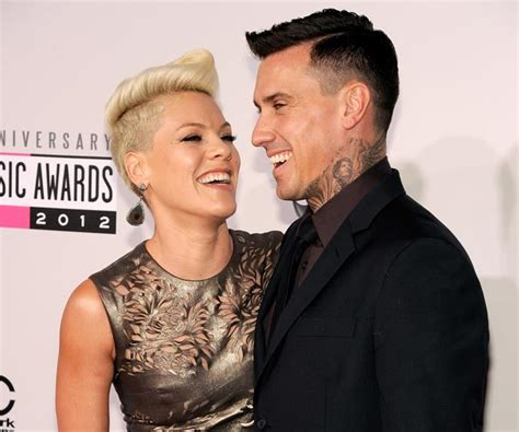 Carey Fronts Pinko Caign by Pink On Taking Breaks With Carey Hart Now To