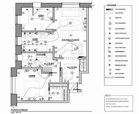plan electrique cuisine plan electrique salle de bain 28 images photo plan
