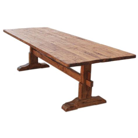 trestle dining room tables trestle dining table great choice to boost a classic dining room