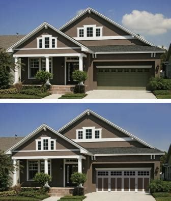 side door coffee house deception carriage house doors for your garage