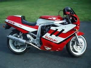 Suzuki Gsxr 750 Slingshot For Sale 1989 Suzuki Gsx R 750 Slingshot Sportbikes For Sale