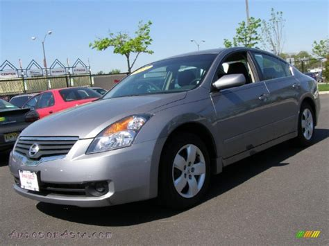 grey nissan altima 2008 nissan altima 2 5 s in precision gray metallic