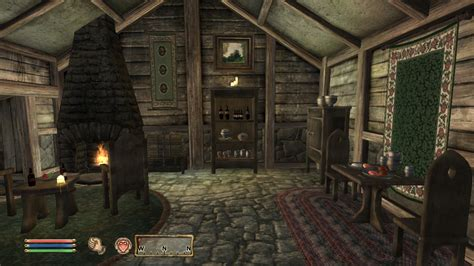 Oblivion Houses For Sale by Waterfront Shack Overhaul At Oblivion Nexus Mods And