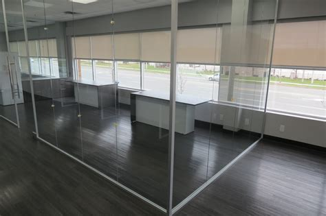 frameless glass wall frameless glass walls custom glass walls for your office