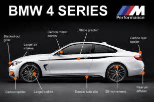 M Sport Floor Mats by 4 Series With M Performance Parts Bmw News At Bimmerfest Com