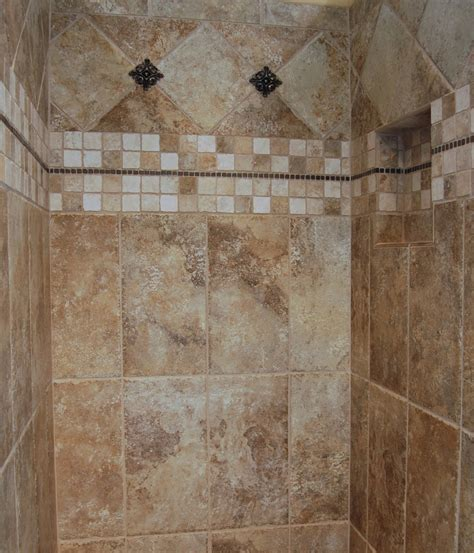 Bathroom: Great Bathrooms Look Using Silver Shower Stalls