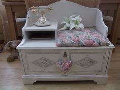shabby chic storage bench seat shabby chic on pinterest country farmhouse shabby chic and dressing table vanity